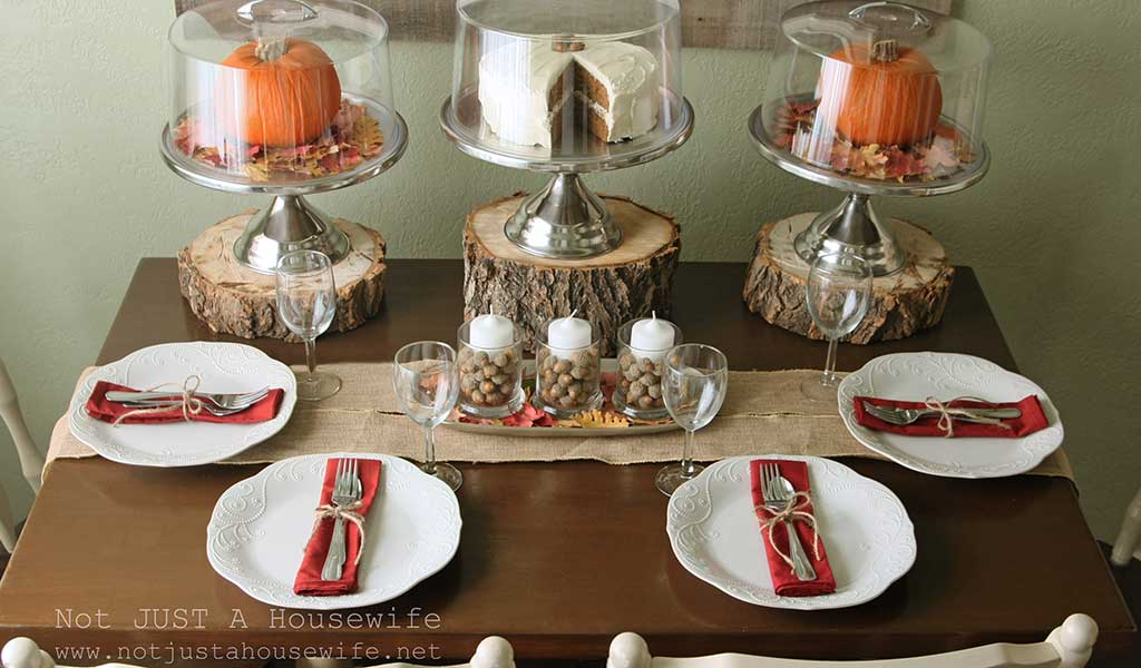Holiday Table Settings 10 ideas for holiday table setting & decor